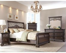 Royal Bay Queen Headboard