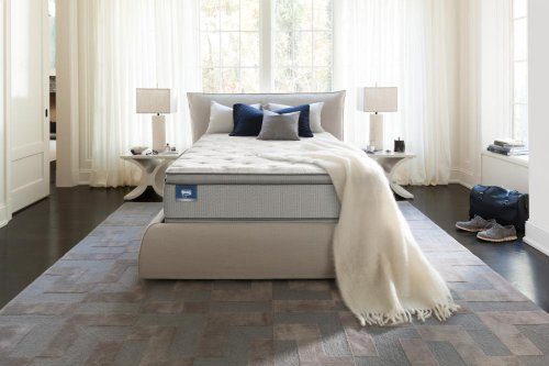 BeautySleep - Erica - Plush - Pillow Top - Twin