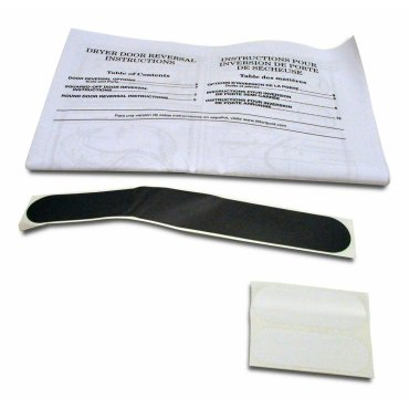 Door Reversal Instructions & Hinge Sticker - Other
