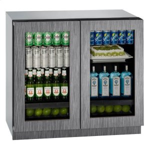 "U-Line36"" Refrigerator With Integrated Frame Finish (115 V/60 Hz Volts /60 Hz Hz)"