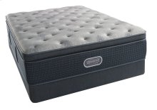 BeautyRest - Silver - Charcoal Coast - Summit Pillow Top - Plush - Queen