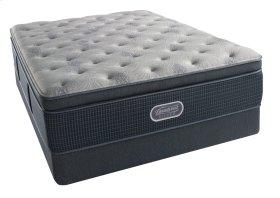 BeautyRest - Silver - Charcoal Coast - Summit Pillow Top - Plush - Full XL