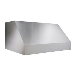 "Broan48"" Stainless Steel Pro-Style Outdoor Hood"