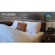 Hospitality Collection - Wilshire - 2 Sided - Pillowtop - Queen