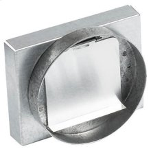 """4"""" Metal Duct Connector for QTs"""