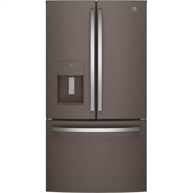 GE ENERGY STAR® 25.6 Cu. Ft. French-Door Refrigerator