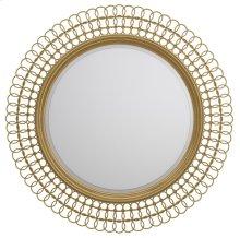 Bedroom Bangle Round Mirror