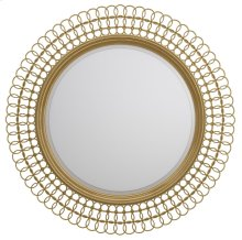 Bedroom Bangle Round Mirror