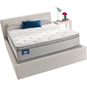 SimmonsBeautysleep - Erica - Luxury Firm - Pillow Top - Cal King