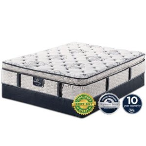 SertaPerfect Sleeper - Vibrancy - Pillow Top Elite - Cal King