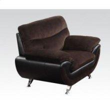 Chocolate/black Chair