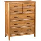 GSP 7-Drawer Pacific Chest Product Image