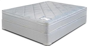 "Mastercraft - Natural Sleep Supreme - 9"" Euro Box Top - Queen"