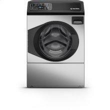 White Left Hand Hinge Front Load Washer