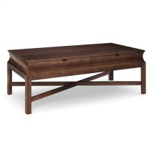 Cascata Large Rectangular Cocktail Table