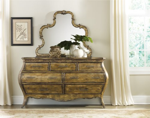 Bedroom Sanctuary Seven Drawer Dresser