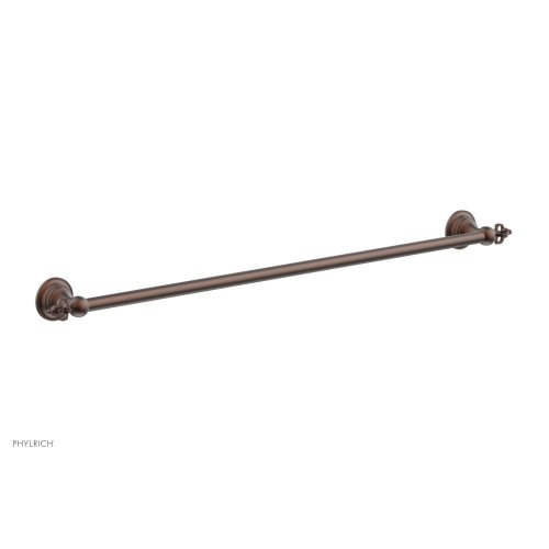 COURONNEMAISON Towel Bar 163-72 - Weathered Copper