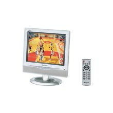 "17"" Diagonal LCD TV"