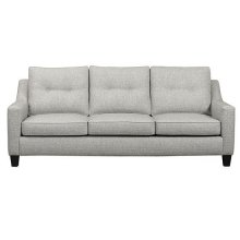 Sofa - Shown in 123-06 SugarShack Gray Finish