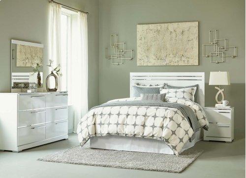 Brillaney - White 2 Piece Bedroom Set