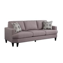 SOFA W/2 PILLOWS
