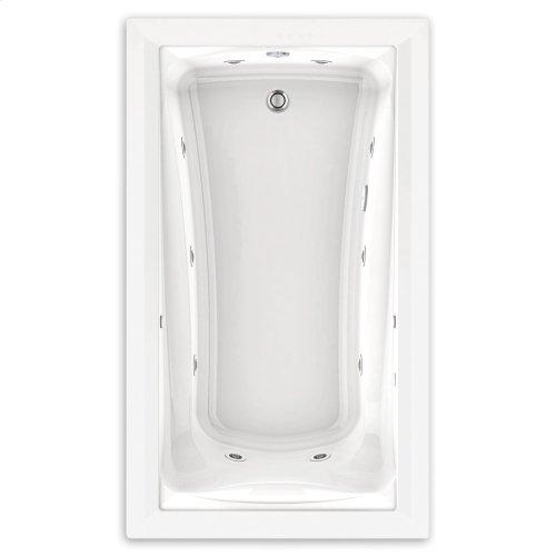 Green Tea 66x36 inch EcoSilent Whirlpool  American Standard - White