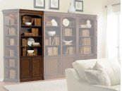 "Home Office Cherry Creek 32"" Wall Storage Cabinet"