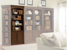 """Home Office Cherry Creek 32"""" Wall Storage Cabinet"""