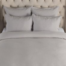 Arcadia Dove Gray 3Pc Queen Set