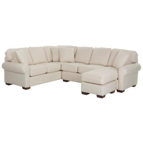 Sectional - Right or Left HF