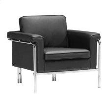 Singular Arm Chair Black