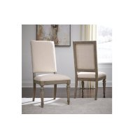 Manor House Upholstered Back Side Chair Product Image