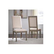 Manor House Upholstered Back Side Chair