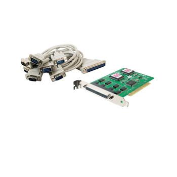 Lava[TM] Octopus 8-Port PCI 16550 DB9 Serial Card (TAA Compliant)