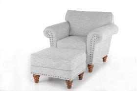 Aly Chair & Ottoman
