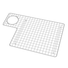 Wire Sink Grid For Ruw4916 Stainless Steel Kitchen Sink Small Bowl