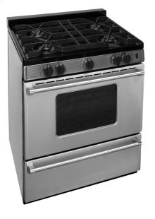 30 in. ProSeries Freestanding Sealed Burner Gas Range in Stainless Steel