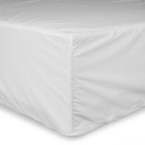 Sleep Calm 9-Inch Mattress Encasement with Stain and Bed Bug Defense, Twin XL