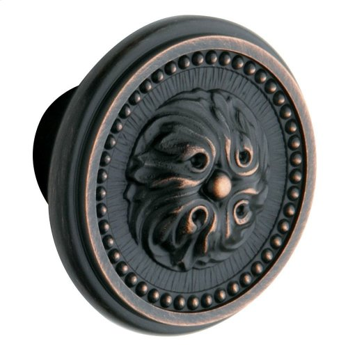 Venetian Bronze 5050 Estate Knob