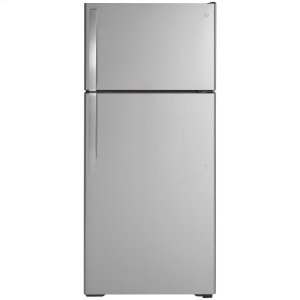 GE  ®ENERGY STAR® 16.6 Cu. Ft. Top-Freezer Refrigerator
