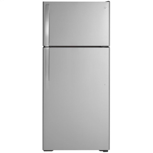 GE ENERGY STAR® 16.6 Cu. Ft. Top-Freezer Refrigerator