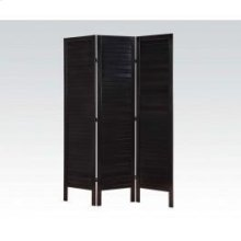 Black Wooden Screen