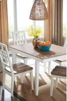 Brovada - Two-tone 1 Piece Dining Room Set Product Image