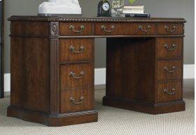 "Home Office 54"" Knee-hole Desk"