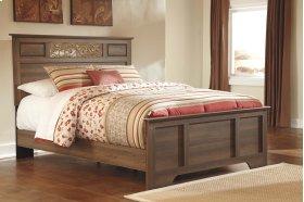 Allymore - Brown 3 Piece Bed Set (Queen)