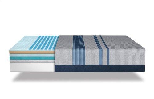 iComfort - Blue Max 3000 - Tight Top - Elite Plush - Twin XL MATTRESS ONLY Display model