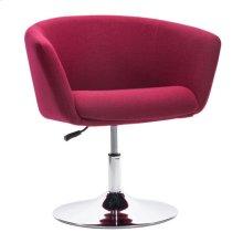 Umea Arm Chair Carnelian Red