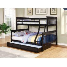 Chapman Black Underbed Storage