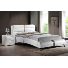 Azure White Bedroom Set
