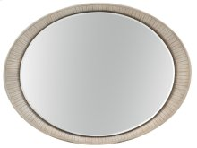 Bedroom Elixir Oval Accent Mirror